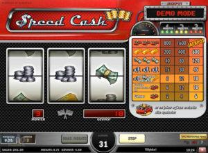 Speed Cash slotmaskinen SS-04