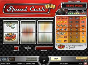 Speed Cash slotmaskinen SS-06