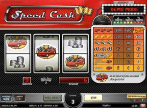 Speed Cash slotmaskinen SS-07