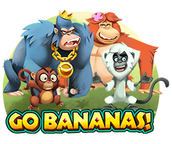 Go-bananas small logo