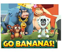 Go-bananas small logo