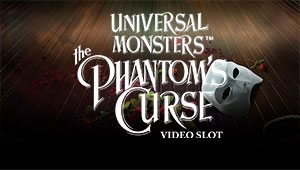Universal Monsters The Phantoms Curse NetEnt Slotmaskine - Her kan du spille spillet