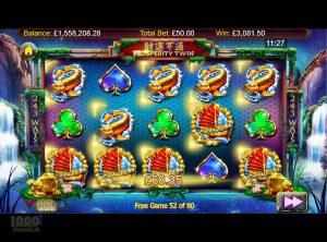 Prosperity Twin slotmaskinen SS-05