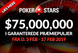 Pokerstars Turbo Series - oversigt over events