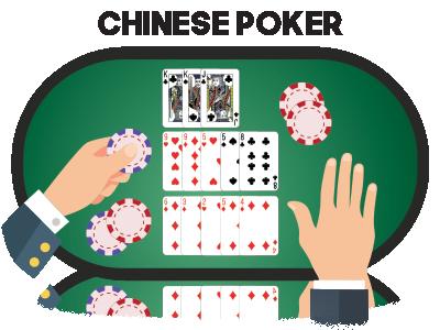 Chinese Poker (Kinesisk poker)