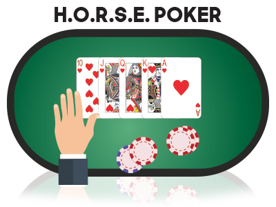 H.O.R.S.E Poker